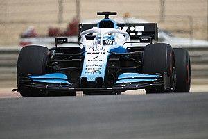 Latifi va rouler deux jours chez Williams à Barcelone