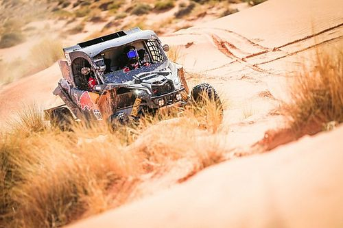 Al-Attiyah e Van Beveren trionfano al Merzouga Rally 2019