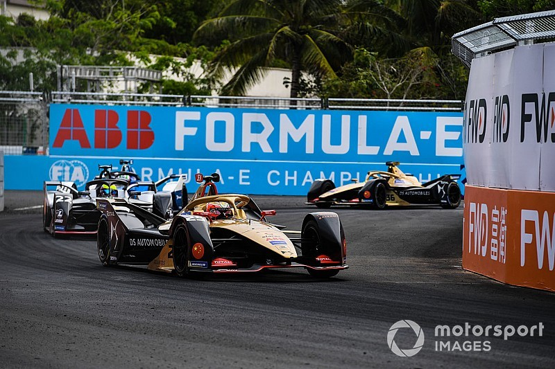 "Vergne ""didn't sleep well"" before Sanya win"