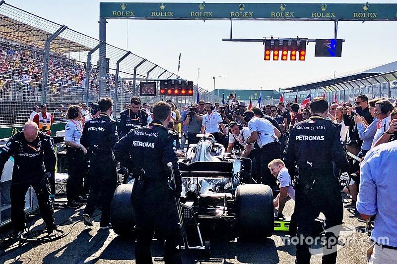 """""""Konnte die Ampel nicht sehen"""": FIA reagiert auf Fahrer-Beschwerden"""