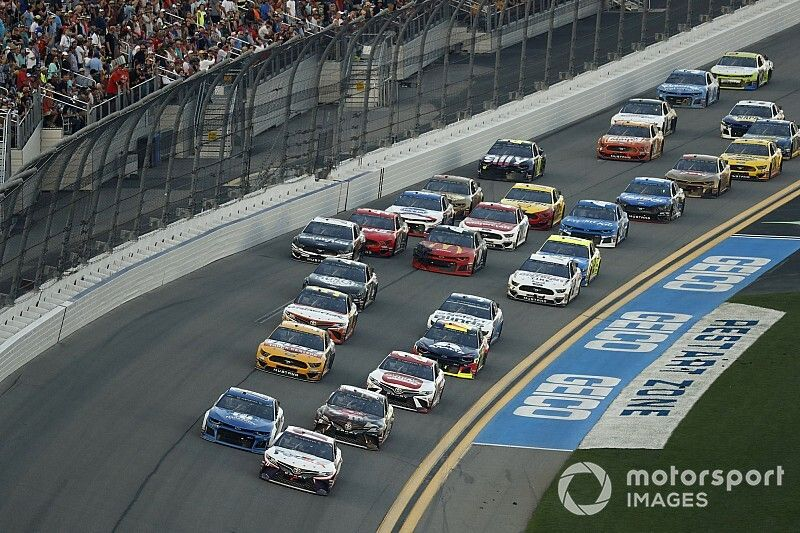 NASCAR reveals 2020 start times for national divisions