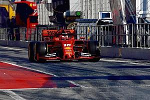Binotto döntött: Leclerc tesztelheti a 18 colos kerekeket Jerezben, Vettel nem