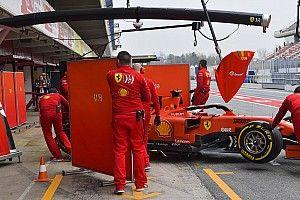 """Első F1-es """"tesztbenyomások"""": a Ferrari gyors, a Mercedes nem annyira"""