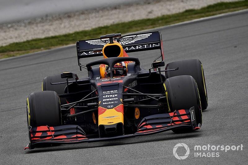 Red Bull schuift Verstappen en Ticktum naar voren voor Bahrein-test