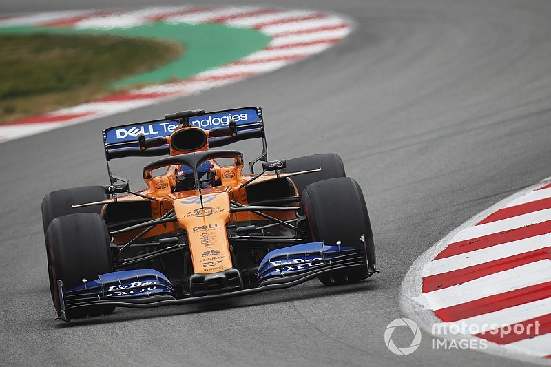 """Sainz: """"El McLaren no tiene áreas negativas, sino de mejora"""""""