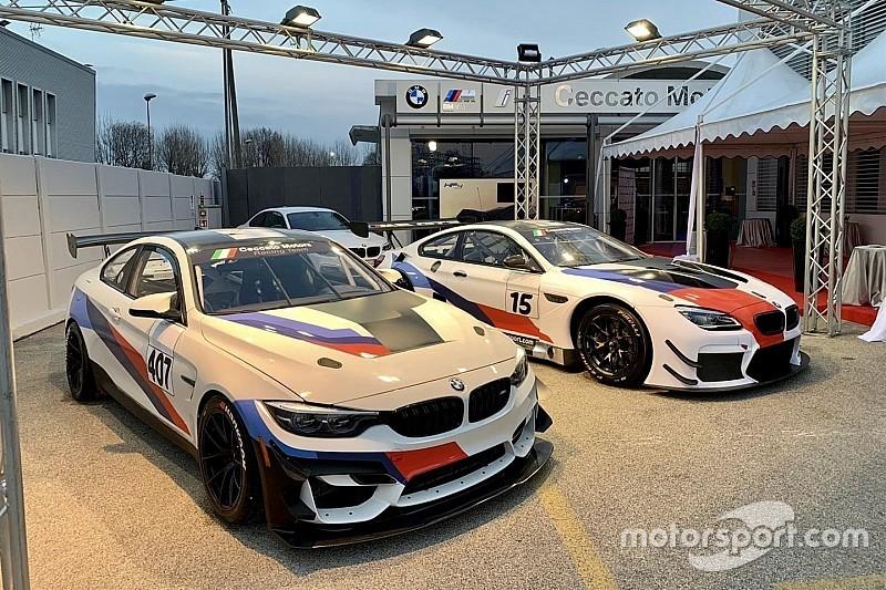 Svelata la livrea delle due BMW del Ceccato Motor Racing Team impiegate nel Tricolore GT