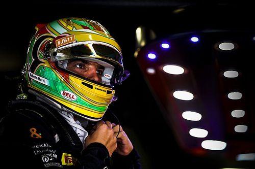 Merhi, podio en su primera carrera de resistencia... dos años después