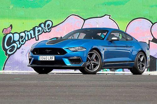 Prueba: Ford Mustang Mach 1 V8