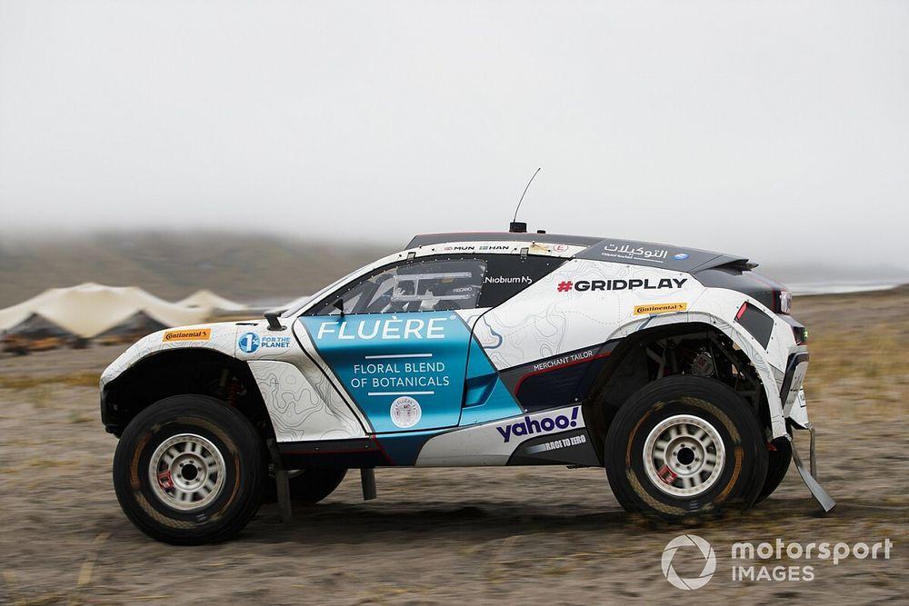 Extreme E: prima vittoria Andretti United all'Arctic X-Prix