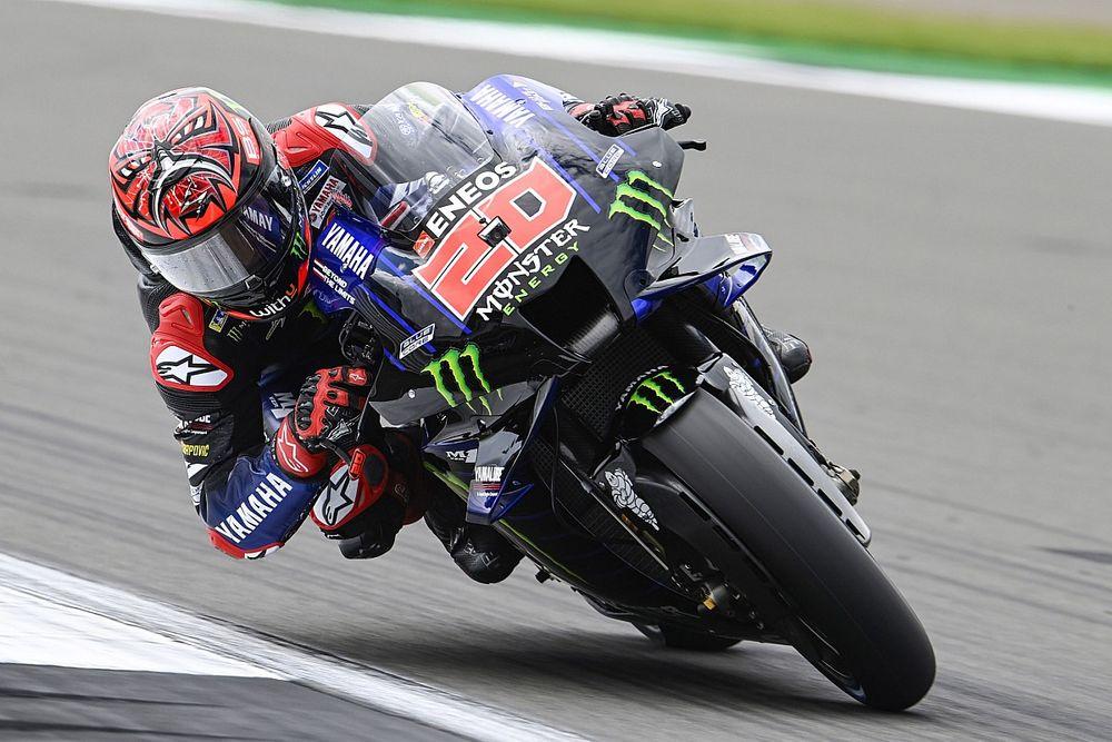 Куартараро на Yamaha одержал пятую победу в сезоне MotoGP