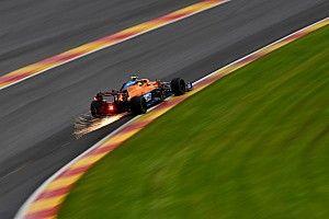 Norris taken to hospital for checks after Belgian GP F1 qualifying crash