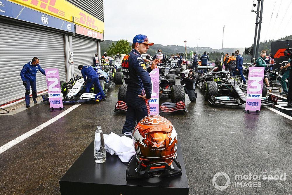 Jadwal F1 GP Belgia 2021 Hari Ini