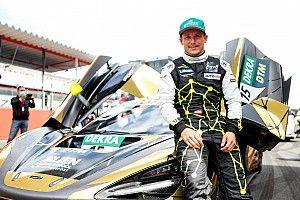 Udany trening JP Motorsport