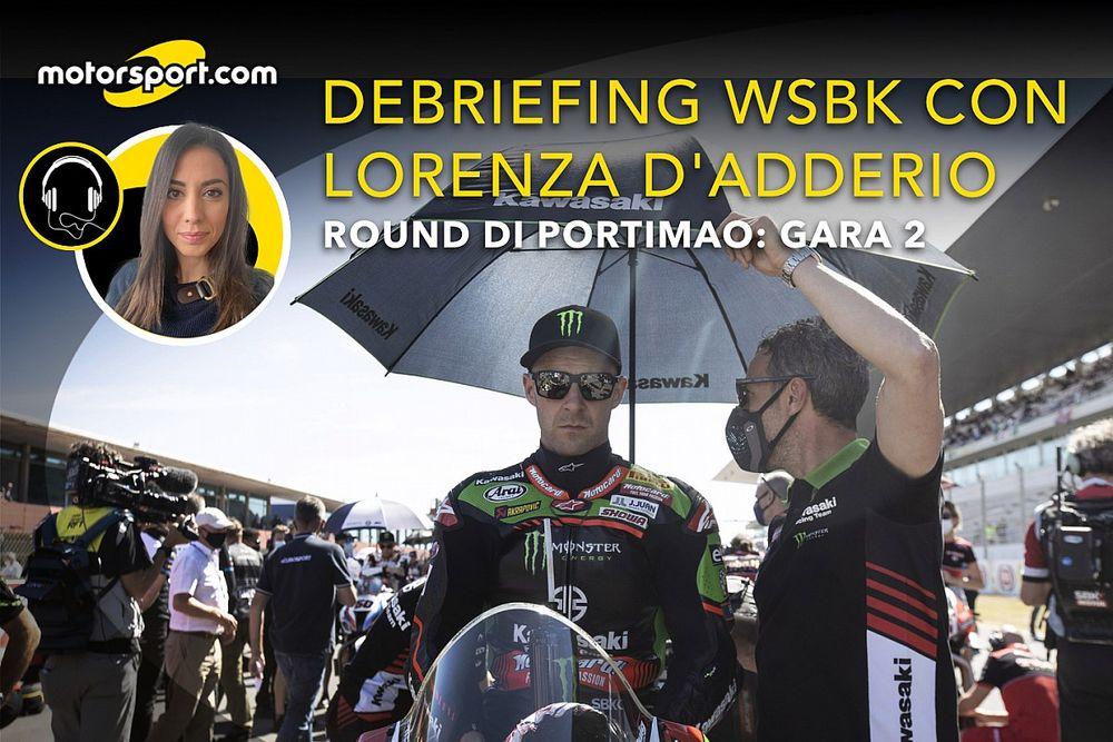 Podcast WSBK: REAlmente indemoniato!