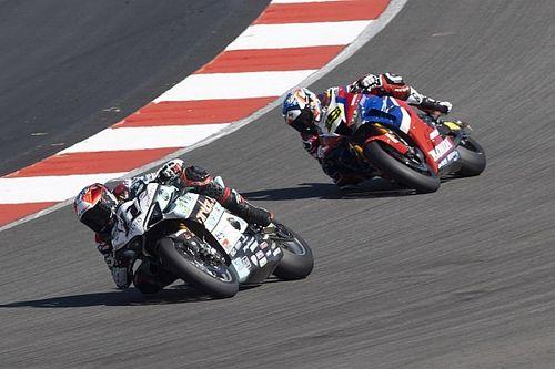 Baz loses Portimao podium for causing Bautista crash