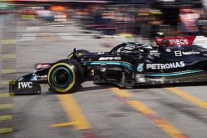 Где Mercedes уступает Red Bull в Зандфорте? Версия Боттаса