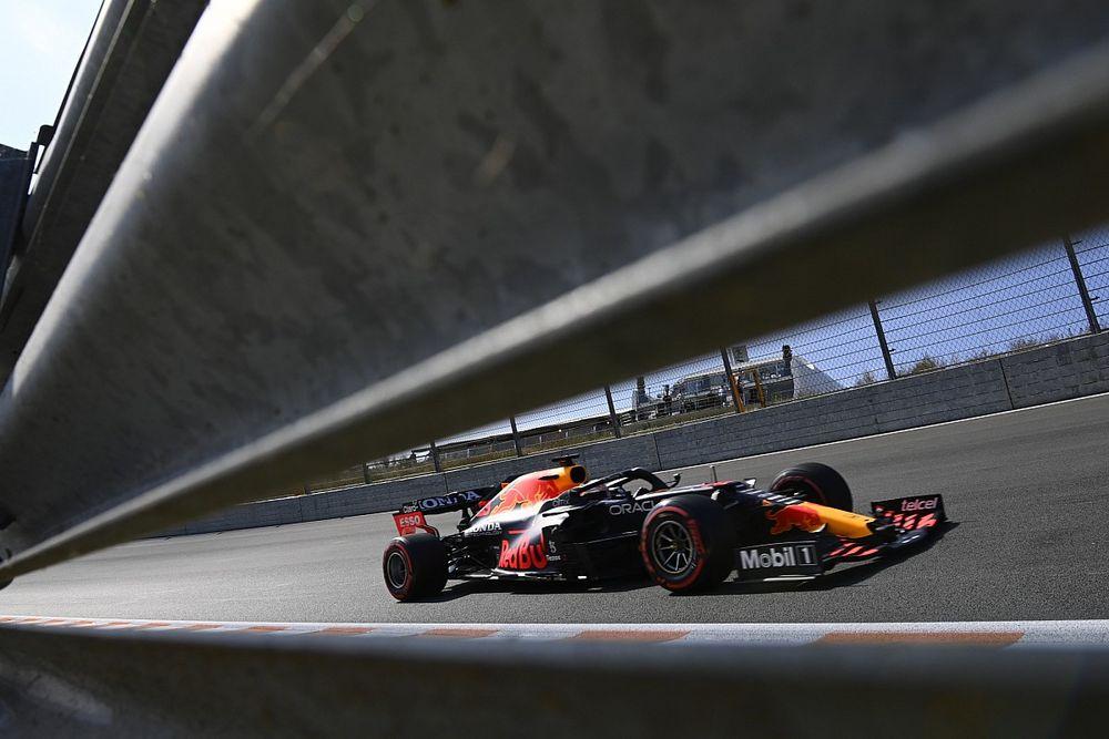 """Verstappen: """"No es representativo, pero podemos mejorar"""""""