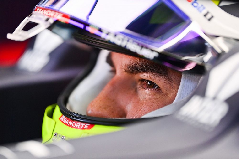 """Perez: """"Monza, Red Bull için en güçlü pist olmayacak"""""""