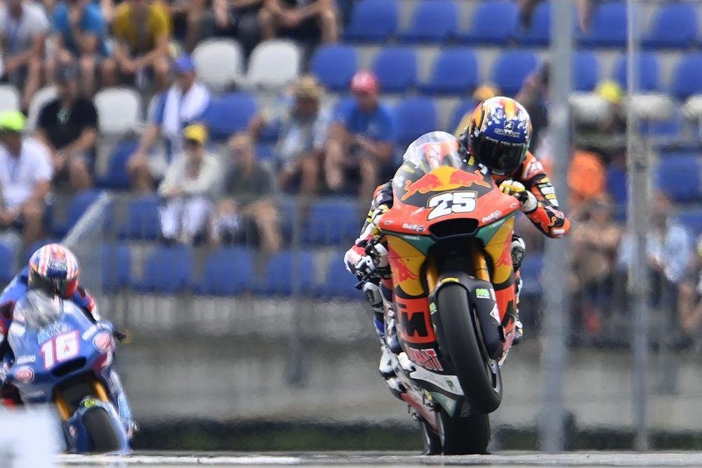 Fructífero triunfo de Raúl Fernández en el GP de Austria