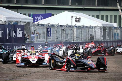 Formula E'nin 2021/22 sezonu takvimi açıklandı