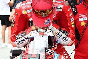 El nivel de Miller no preocupa a Ducati