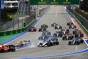 Alonso, el más listo de la clase, cumplió en Sochi su amenaza