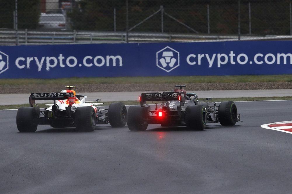 """Marko: """"Hamilton, Perez'i pite sokmaya çalıştı"""""""