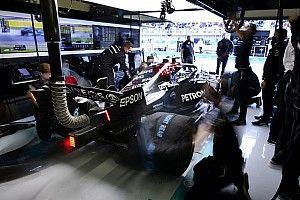 F1: Mesmo com troca na Turquia, Mercedes ainda tem preocupações com motor