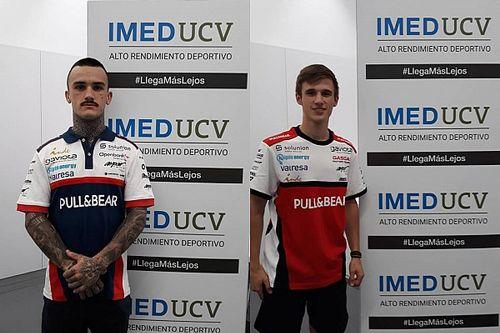 Duo Aspar Team Jalani Tes untuk Tingkatkan Performa di IMEDUCV
