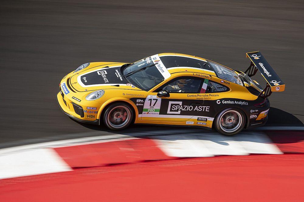 Carrera Cup Italia, Franciacorta: è di Fulgenzi la pole del Porsche Festival!