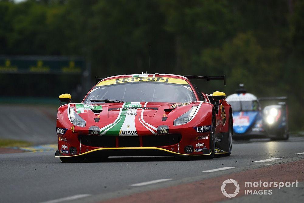 24h Le Mans, Qualifica: bene Toyota, grande doppietta Ferrari