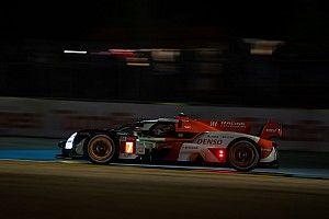 Toyota claimt eerste startrij voor 24 uur van Le Mans