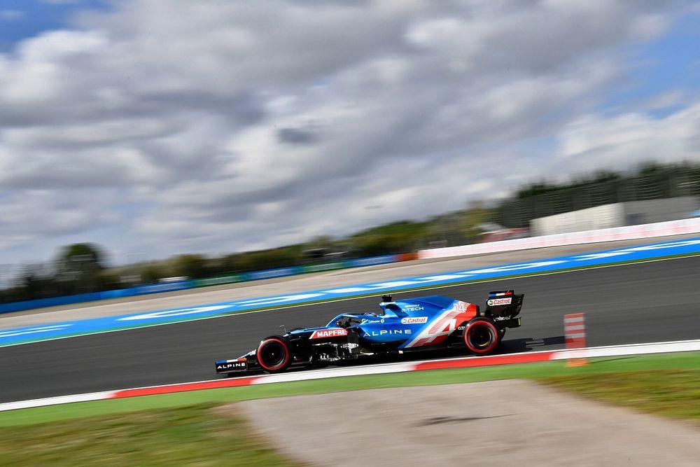 """Alonso: """"Pist, geçmişte hatırladığım gibiydi"""""""
