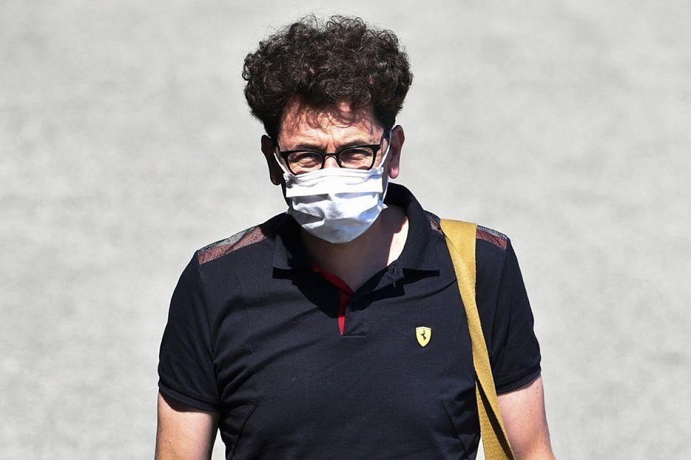 """Binotto: """"Sulle regole la F1 non cambia, il tono delle polemiche sì"""""""