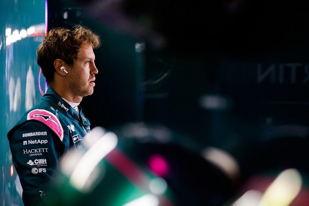"Aston Martin et Vettel : ""Nous n'avons pas de plan B"""