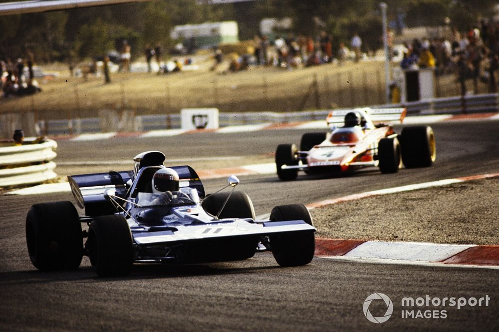 What could have been: When Stewart turned down Ferrari's F1 advances