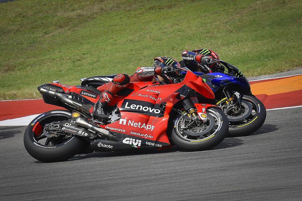"""Pour Ducati, il est """"impératif de se battre"""" jusqu'au bout"""