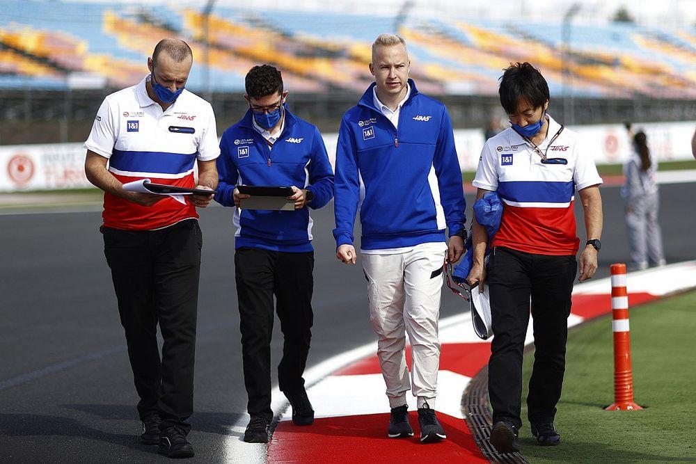 Mazepin megkapta Grosjean egykori mérnökét a következő két futamra