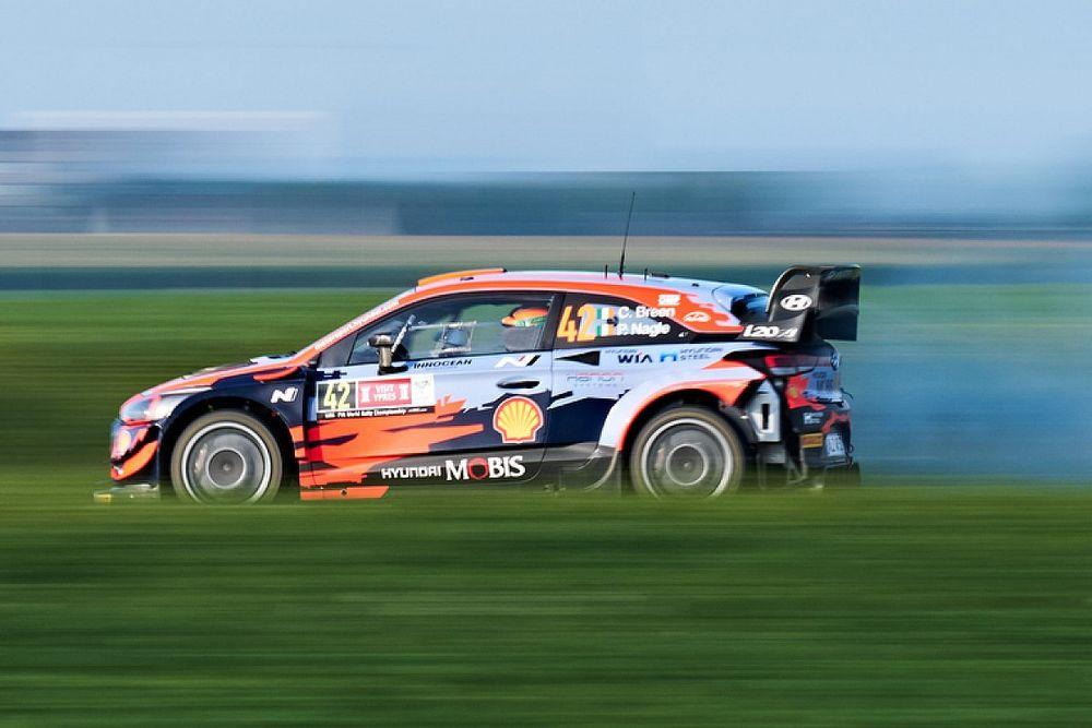 WRC, Rally Ypres, PS3: Breen si ripete su Neuville