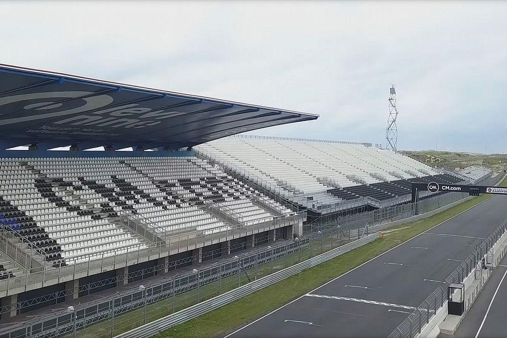 Zandvoort avanza en los trabajos para recibir a la F1