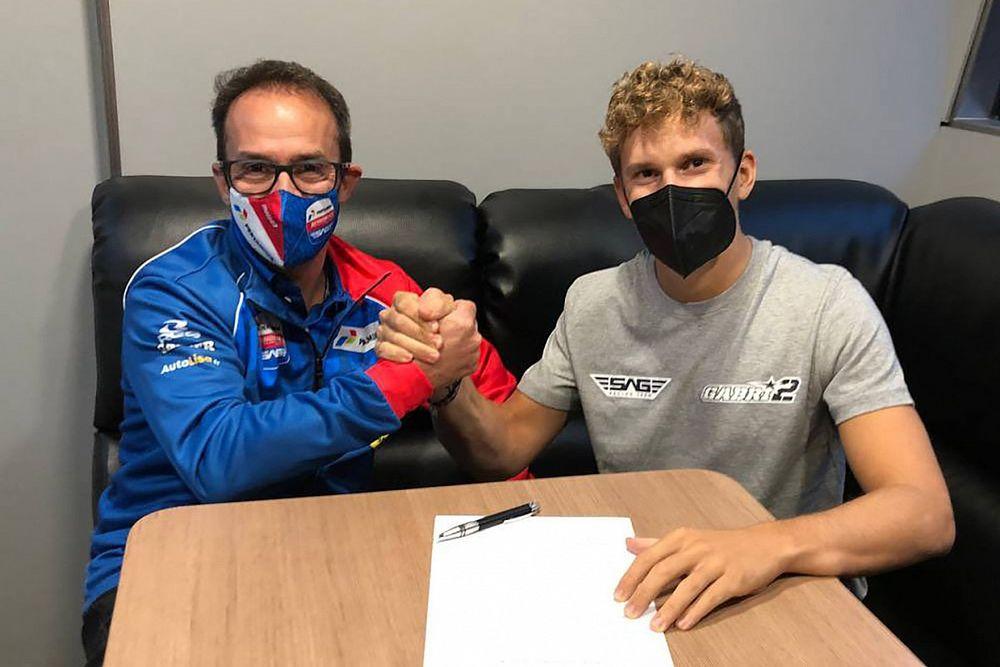 Promosi ke Moto2, Gabriel Rodrigo Gabung Pertamina Mandalika SAG
