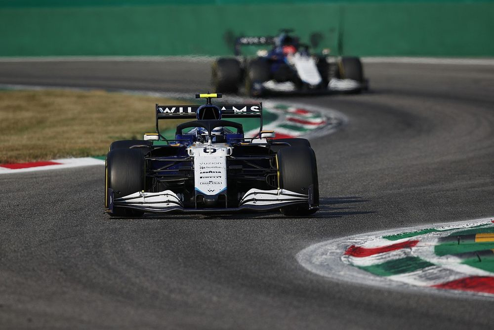 Williams' race pace biggest confirmation of F1 progress, says Capito