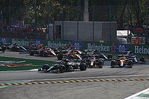 F1: Confira como ficou o grid de largada para o GP da Itália