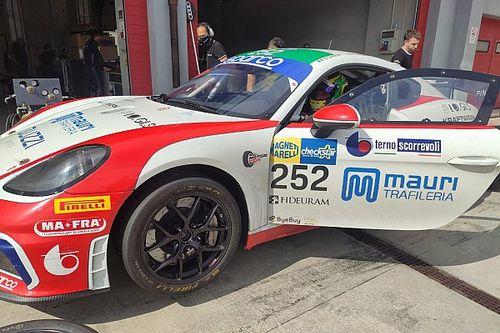 Emanuele Romani pronto per il penultimo round del GT Sprint