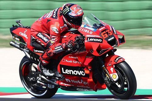 How Bagnaia's key Ducati MotoGP strength was aided by Jorge Lorenzo