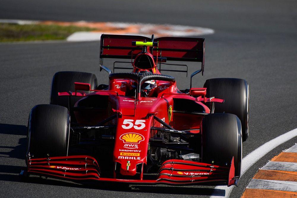 Carlos Sainz Merasa Bingung Kenapa Lambat di GP Belanda