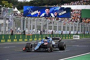 Ocon, F1'de yarışmadığı sene 'Drive to Survive' izleyerek moral bulmuş