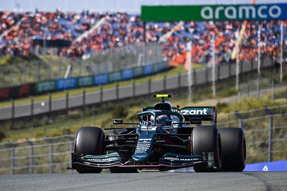 """Vettel: """"Birçok risk aldık ancak bu sonuç vermedi"""""""