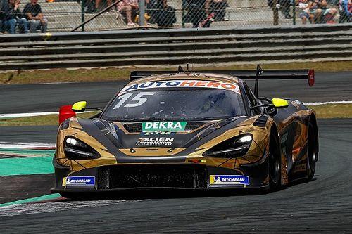 Klien rues slow pitstop on McLaren's DTM debut