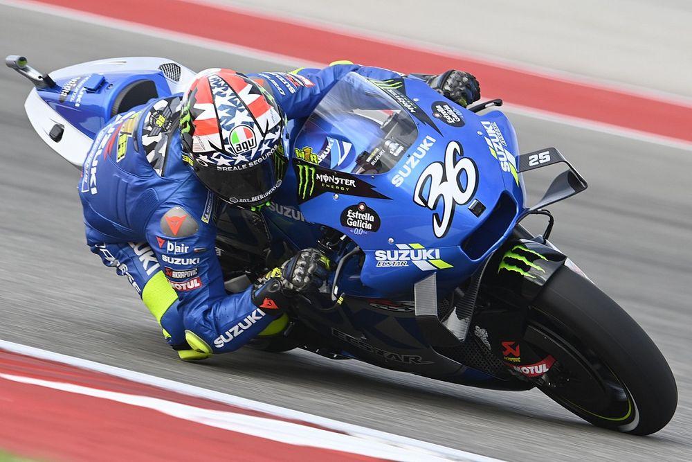 Joan Mir: Balapan MotoGP Amerika Akan Terasa Sangat Panjang